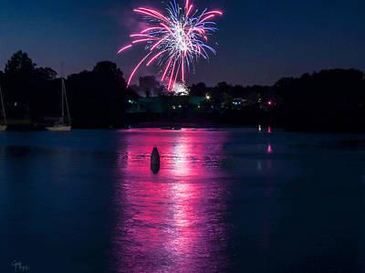 Photograph - Sparkling Marina by Glenn Feron