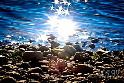 Photograph - Sparkling Water by Jill Smith
