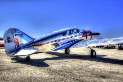 Sparten Executive At Hollister Airshow Art Print