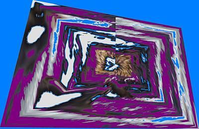 Kunst Mixed Media - Spas Spiel by Klaas Hartz