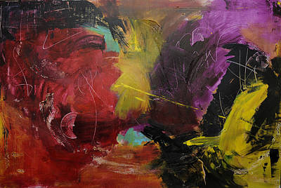 Painting - Speak No Evil by Laura Warburton