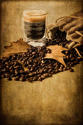 Photograph - Special Blend Coffee IIi by Marco Oliveira