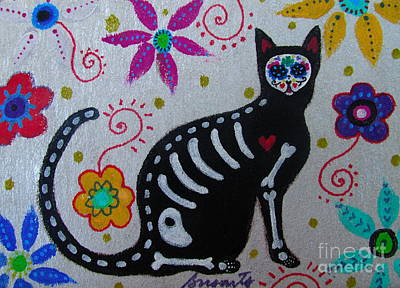 Painting - Special El Gato by Pristine Cartera Turkus