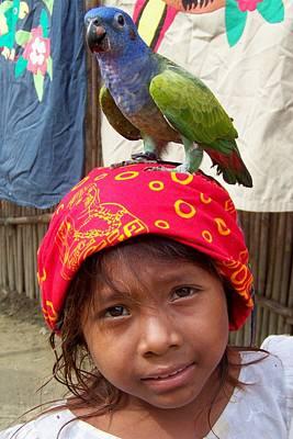 Karen People Photograph - Special Friendships by Karen Wiles