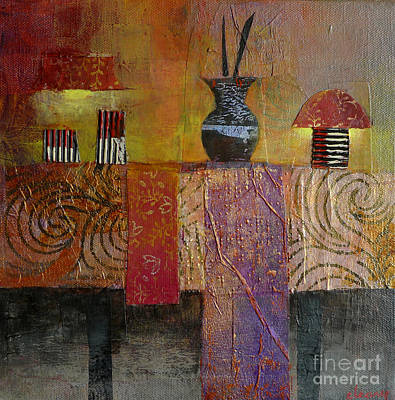 Special Occasion Art Print by Melody Cleary