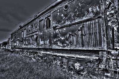 Photograph - Special Service Van No 2 by Ian  Ramsay