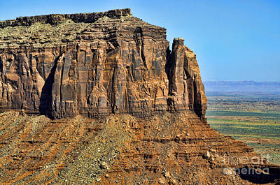 Photograph - Spectacular Mesa by Brenda Kean