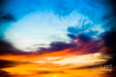 Photograph - Spectacular Sky by Colleen Kammerer