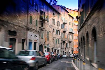 Photograph - Speed Street by Francois Dumas