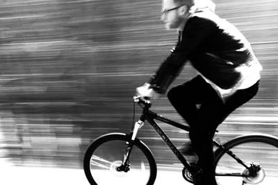 Photograph - Speedster by Jim Vance
