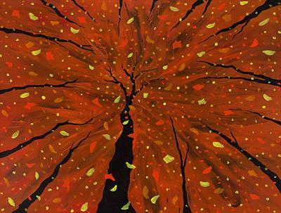 Painting - Spellbound by Joel Tesch