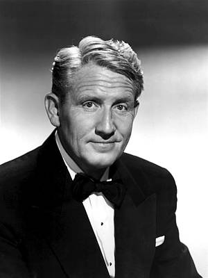 Spencer Tracy Photograph - Spencer Tracy by Daniel Hagerman