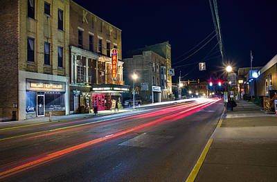 Photograph - Spencer West Virginia by Mary Almond