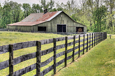Sperryville  Art Print by JC Findley