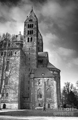Photograph - Speyer Cathedral by Morgan Wright