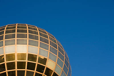 Photograph - Sphere by Melinda Fawver