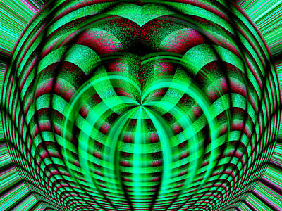 Modernity Digital Art - Sphere Of Influence Ix by Aurelio Zucco