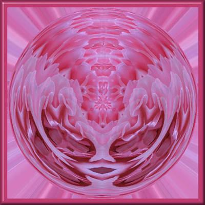 Digital Art - Spherical Art No 1 by Charmaine Zoe