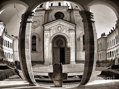 Photograph - Spherize by Daliana Pacuraru
