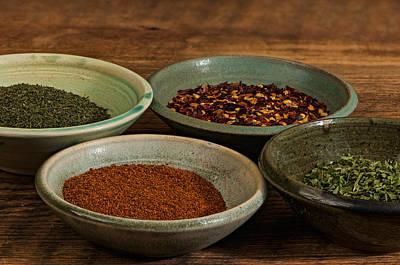 Spices Art Print