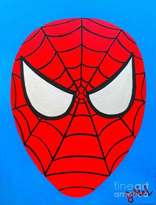 Spider Mask Original
