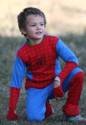 Photograph - Well Done Spiderman by Phoenix De Vries