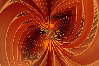 Phil Clark Digital Art - Spin Cycle by Phil Clark