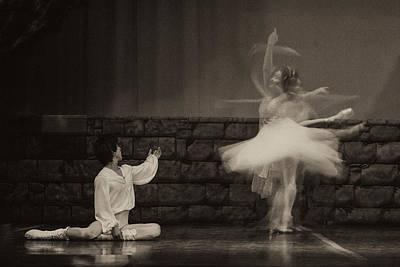 Romeo And Juliet Photograph - Spin by Jurgen Lorenzen