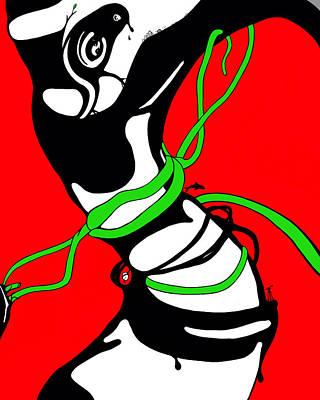 Digital Art - Spinner by Craig Tilley