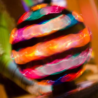 Dancefloor Photograph - Spinner by Robert Hainer