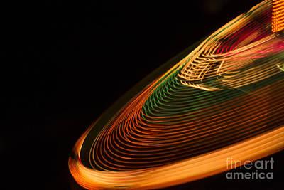 Spinning Ride Original by Joel  Bourgoin