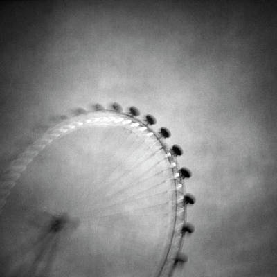 Photograph - Spinning Round by Vangelis Bagiatis