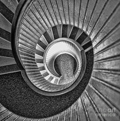Photograph - Spiral Spin By Diana Sainz by Diana Raquel Sainz