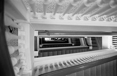 Photograph - Spiral Staircase by Dave Beckerman