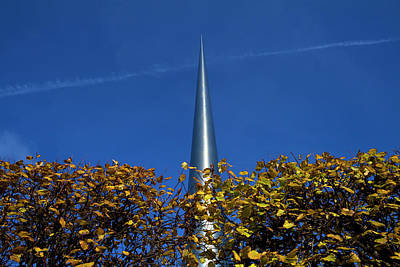 Spire Of Dublin, Officially Titled Print by Panoramic Images