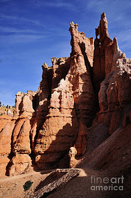 Photograph - Spires In The Sky by Larry Ricker