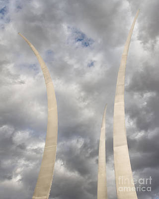 Spires Upward-2 Art Print by Dale Nelson