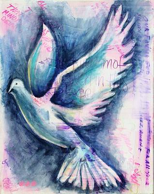 Mixed Media - Spirit by Carrie Todd
