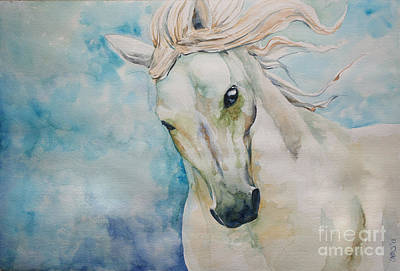 Joyful Drawing - Spirit by Tamer and Cindy Elsharouni