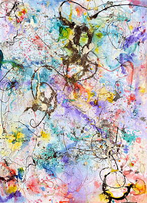 Painting - Spirit Dance by Regina Valluzzi