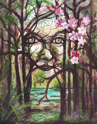 Spirit  Art Print by Gretchen  Smith