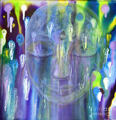 Painting - Spirit Guidance by AnaLisa Rutstein