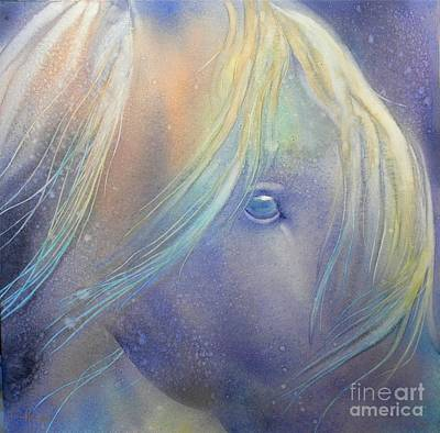 Painting - Spirit Horse by Robert Hooper