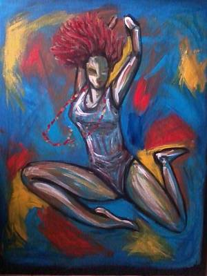 Painting - Spirit by Jenny Pickens