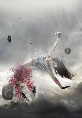 Spirit Of Dance Original by Gary Ljamin