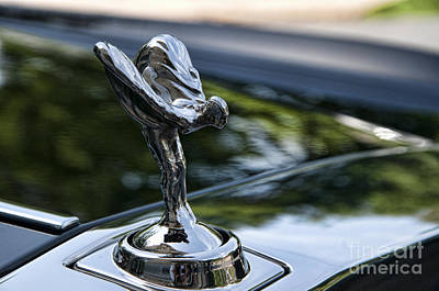Photograph - Spirit Of Ecstasy by Brenda Kean