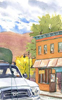 Spirit Of Moab Art Print by Jeff Mathison