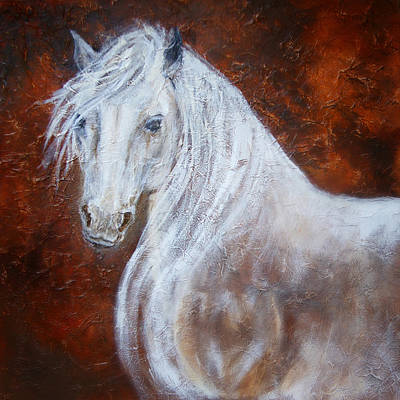 Painting - Spirit Of The Heart by The Art With A Heart By Charlotte Phillips