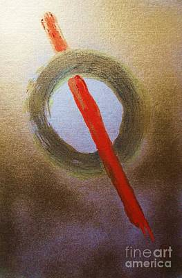Painting - Spirit Of Zen  2 by Roberto Prusso