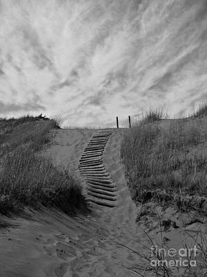 Photograph - Spirit Sands by Cendrine Marrouat